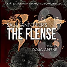 China: The Flense, Book 3 Audiobook by Saul Tanpepper Narrated by Doug Greene