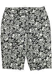 Bandolino Womens Ivette Bermuda Shorts