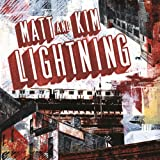 Lightning an album by Matt And Kim
