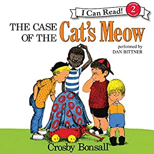 The Case of the Cat's Meow Audiobook