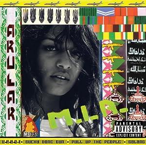 NEW M.i.a. - Arular (CD)