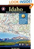Idaho Road and Recreation Atlas (Benchmark Maps: Idaho)