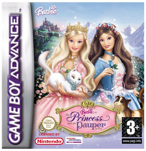 Barbie: The Princess and the Pauper (GBA)