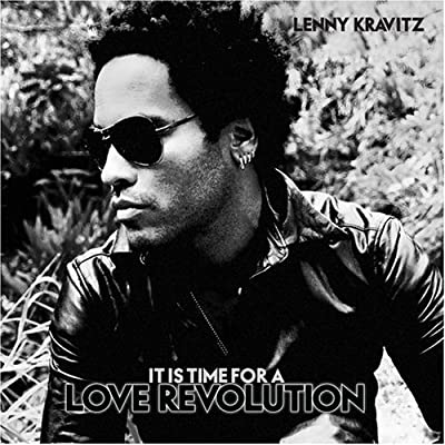 Lenny Kravitz's Superb Call for Revolution