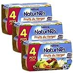 B�b� Nestl� Naturnes Fruits du Verger...