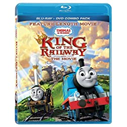 Thomas & Friends: King of the Railway the Movie [Blu-ray]