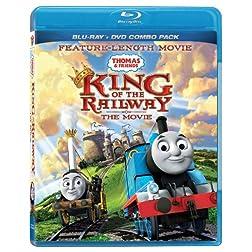 Thomas & Friends: King of the Railway the Movie [Blu-ray]