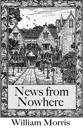 News from Nowhere : Illustrated (Steampunk Superheroes)
