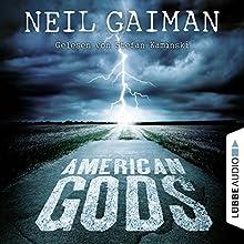American Gods (       UNABRIDGED) by Neil Gaiman Narrated by Stefan Kaminski