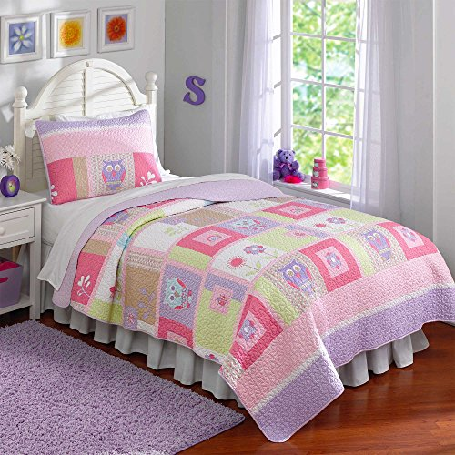 Owl Baby Bedding Set 171062 front