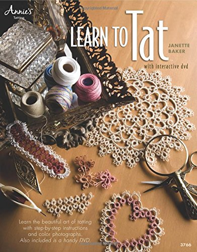 LEARN TO TAT WITH DVD