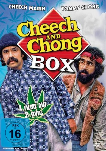Cheech and Chong Box [2 DVDs]