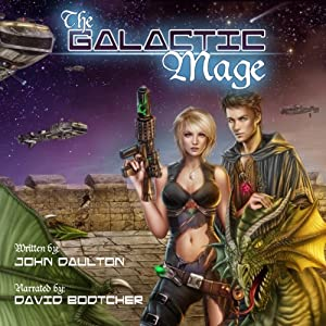 The Galactic Mage (Volume 1) Audiobook