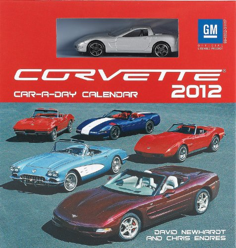 Corvette Car-a-Day 2012 w/toy