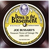 Down In The Basement: Joe Bussard's Treasure Trove of Vintage 78s 1926-1937 (Jewel Case with 28-page booklet) ~ Uncle Dave Macon