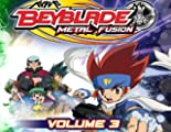 Beyblade: Metal Fusion: Rock Scorpio's Deadly Poison