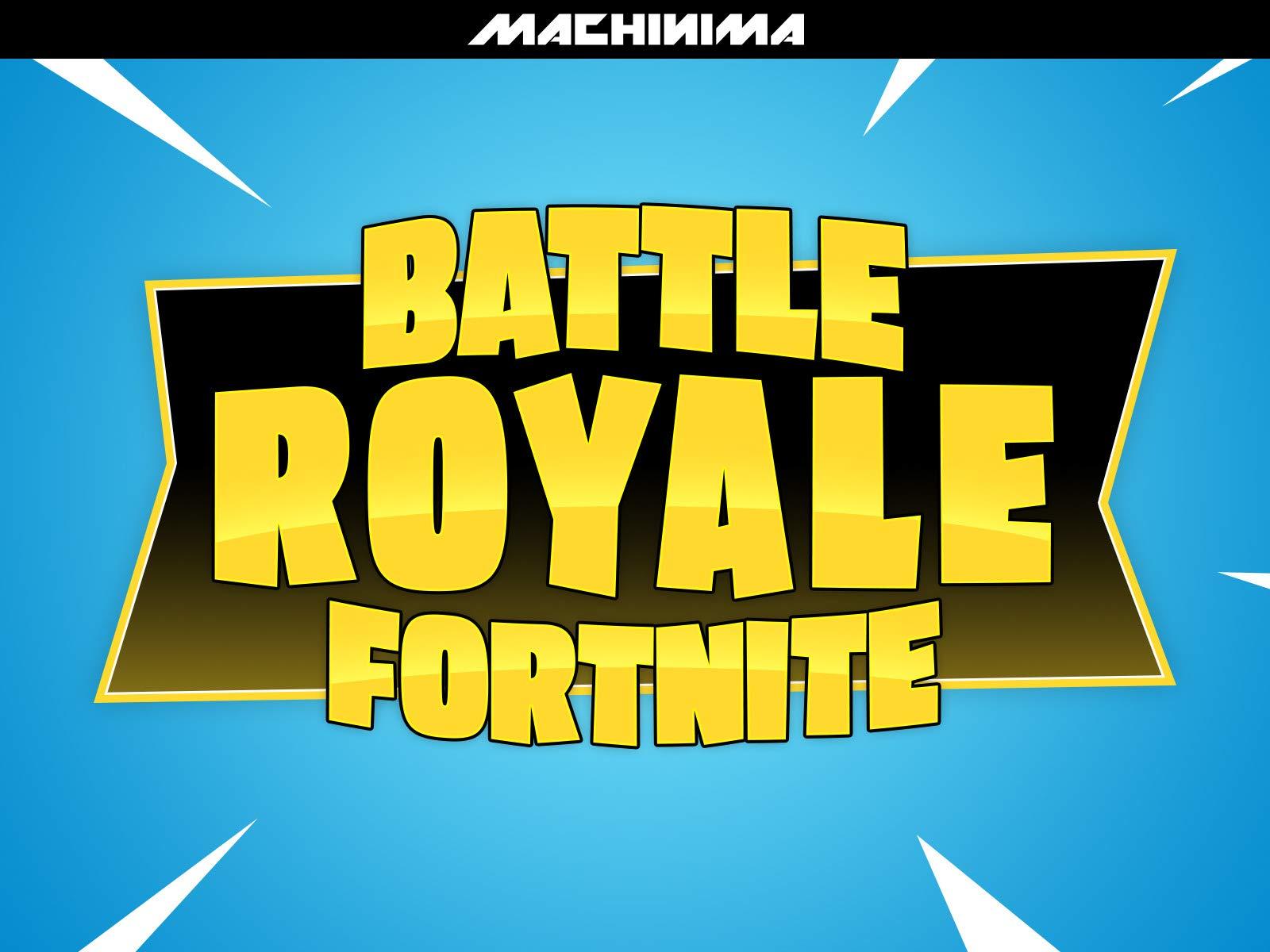 Clip: Battle Royale Fortnite on Amazon Prime Video UK