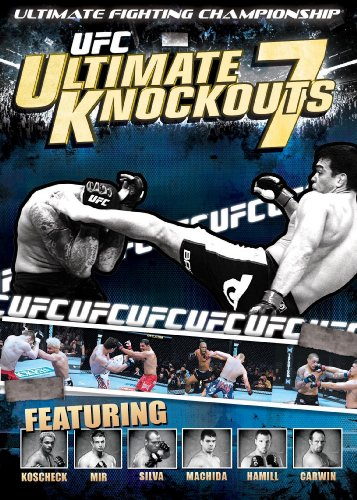 UFC Ultimate Knockouts 7 DVD
