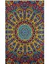 Sunshine Joy 3D Psychedelic Sunburst Tapestry 6021590 Inches
