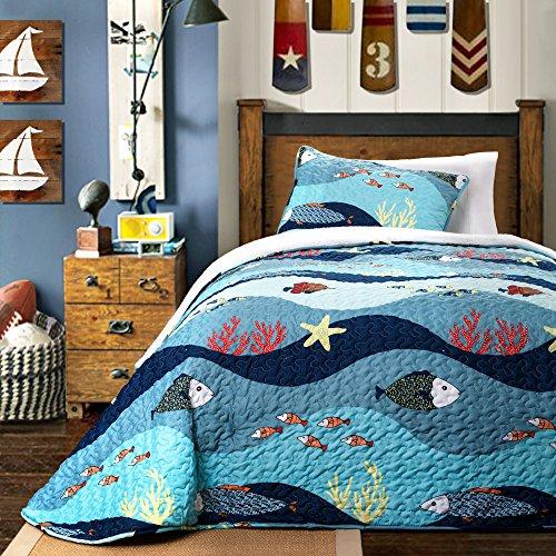 Ocean Themed Bedding Webnuggetz Com