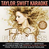 Taylor Swift Fearless - Karaoke (W/Dvd)