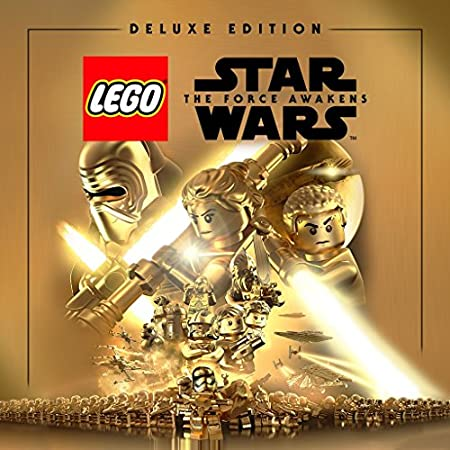 LEGO Star Wars: The Force Awakens Deluxe  - Preload - PS3 [Digital Code]