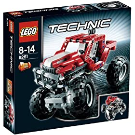 レゴ・テクニックシリーズ8295