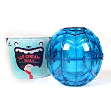 Play and Freeze, Ice Cream Ball- Ice Cream Maker, (77349)