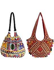 Combo Of Style Clinic Women's Handbag (SAM-39)