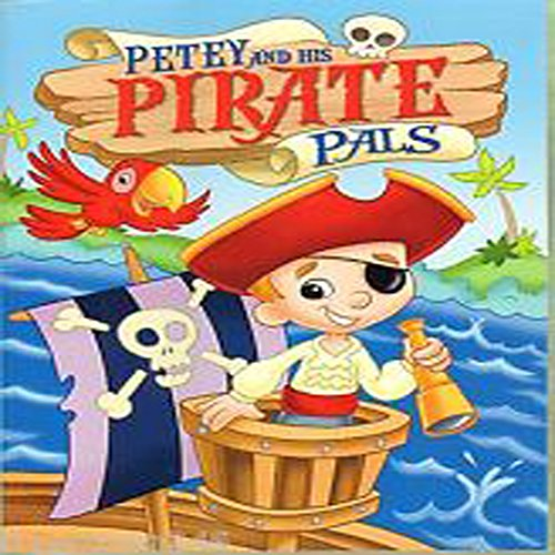 Bulk Buys - Petey & His Pirate Pals Coloring Book