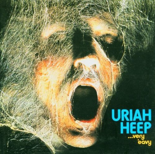 Very 'Eavy Very 'Umble by Uriah Heep (2008) Audio CD