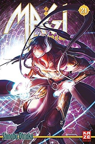 Magi 21: The Labyrinth of Magic