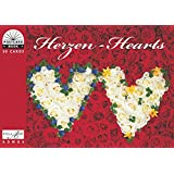 Herzen: Postkartenbuch
