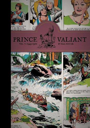 Prince Valiant, Vol. 7: 1949-1950