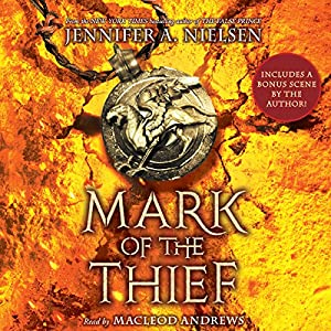 Mark of the Thief, Book 1 Audiobook