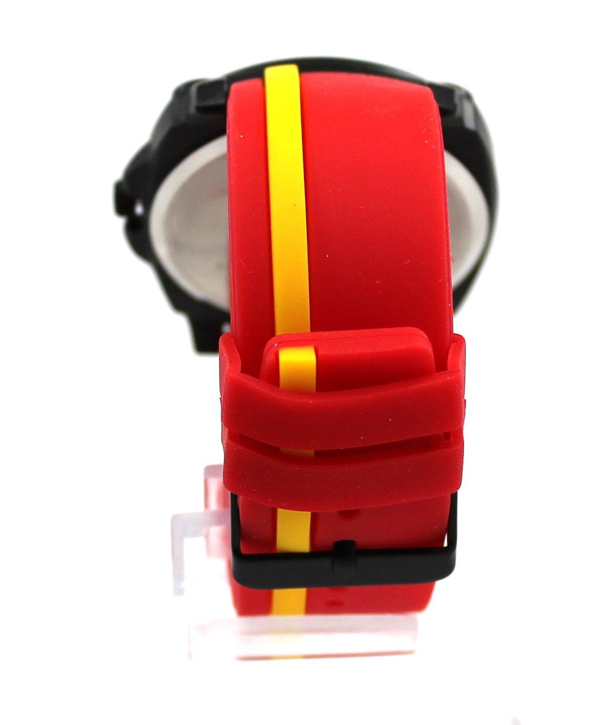 galleon the flash logo watch