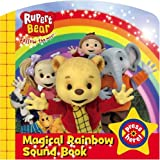 Magical Rainbow Sound Book! (Rupert Bear)