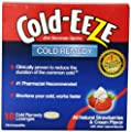 Cold-Eeze Cold Remedy Lozenges, 18 Count