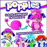 Popples - 6028764 - Peluche Transformable - 20 Cm - Modèle aléatoire