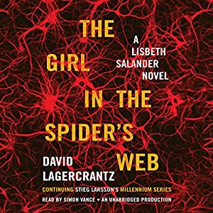 The Girl in the Spider's Web Audiobook