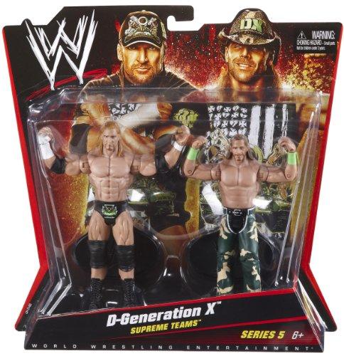degeneration x triple h. WWE D-Generation X Supreme