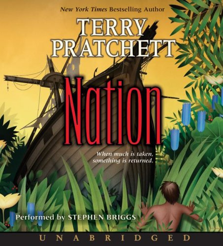 Terry Pratchett, Nation (audio)