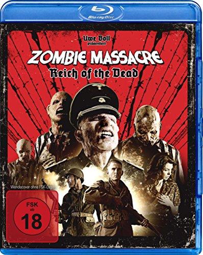 Zombie Massacre - Reich of the Dead [Blu-ray]