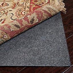 Surya Rug PadS-710910 Standard Felted Rug Pad, 7-Feet 10-Inch by 9-Feet