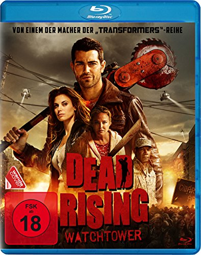 Dead Rising - Watchtower - Uncut [Blu-ray]