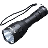 Revtronic F30B 800 Lumens Cree XM-L2 LED Rechargeable Flashlights