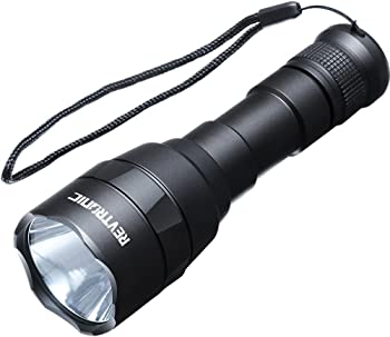 Revtronic 800 Lumens Rechargeable Flashlight