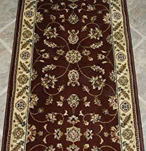 101225 rug depot traditional oriental hall runner remnant for Custom area rugs home depot
