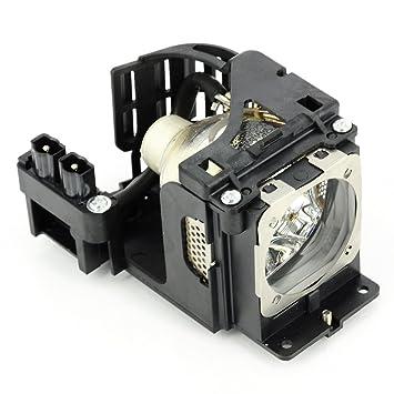 haiwo 6103323855/lmp106de haute qualité Ampoule de projecteur de remplacement compatible avec boîtier pour projecteur Sanyo PLC-WXE45/WXE46/wxl46/xe45/xl45/XU74/XU84/XU87;/EIKI LC-XB24/xb29N.