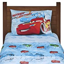 Disney's Cars Sheet Set - Twin